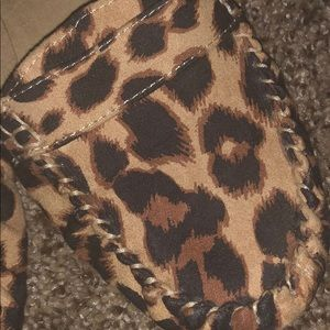 Old Navy Shoes - Cheetah Loafer